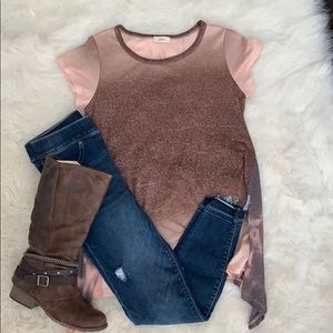 Tops - Tunic length top - perfect with leggings